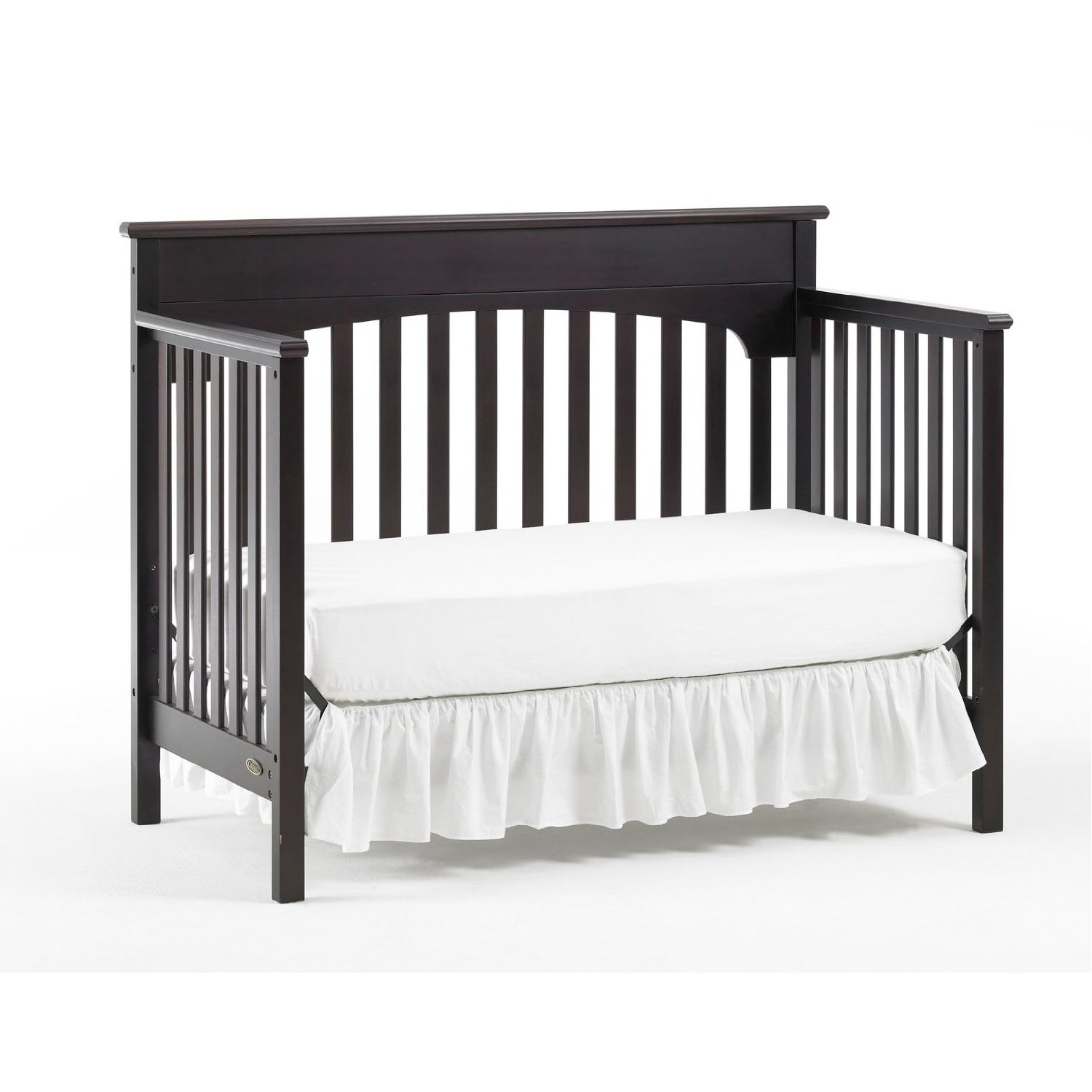 How To Convert Graco Somerset Crib To Toddler Bed