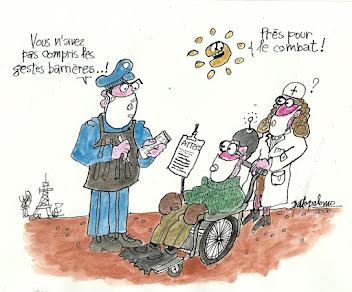 EN MARCHE FORCÉE /  <br>« COVID-19 EN FRANCE »