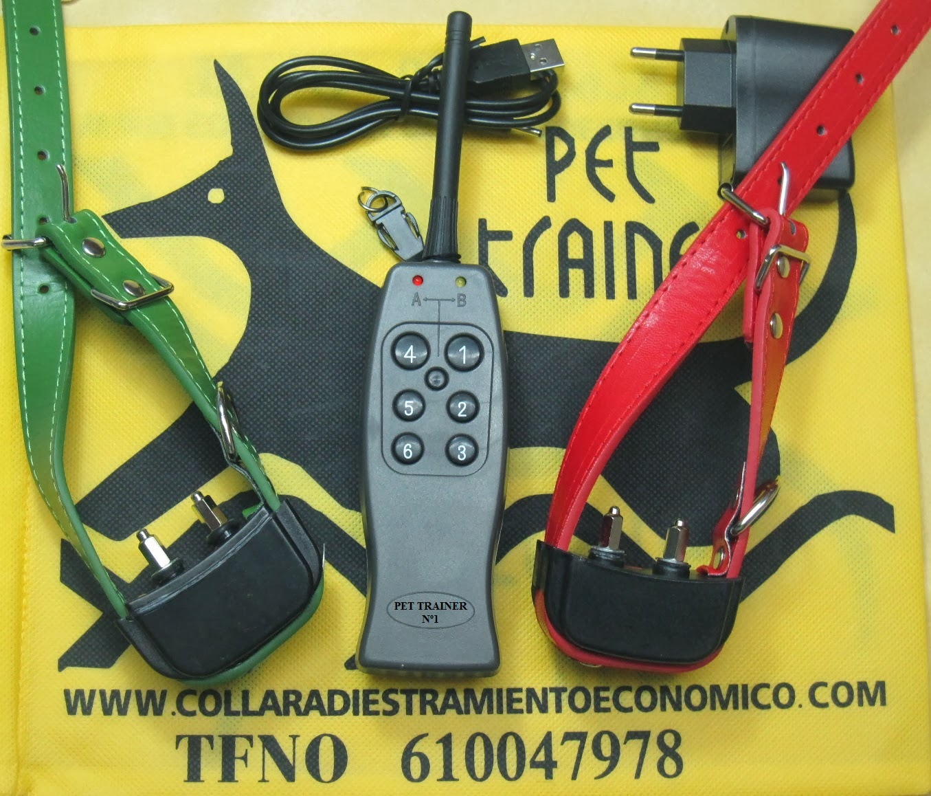 PET TRAINER MOD. SENIOR (DOBLE) 70€