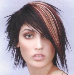 Emo Hair Fashion