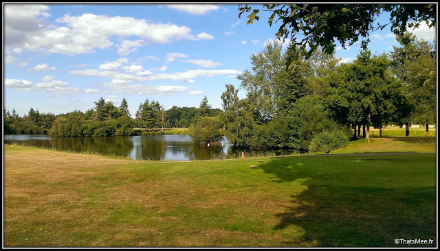 Spa Cicé Blossac terrain golf Bretagne proche Rennes 18 trous