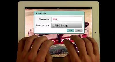 ASETNIOP: Mengetik metode baru di layar touchscreen