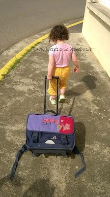 congé parental école maison rythme mère au foyer présence maman enfants bébé