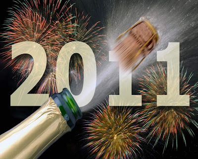 Online Photo Collections: New Year 2011 Wallpaper