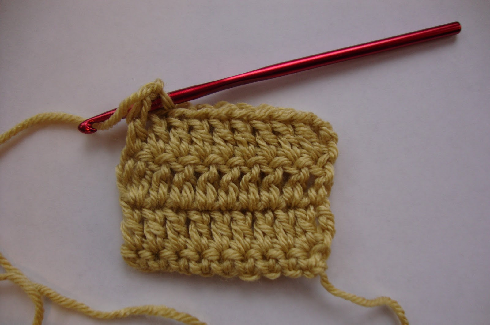 Crochet Stitches Rev Sc : The Good Life: Reverse Single Crochet Tutorial