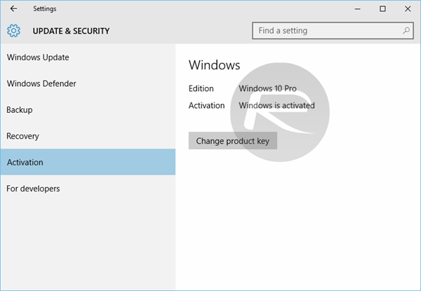 how to find product key win 10 pro