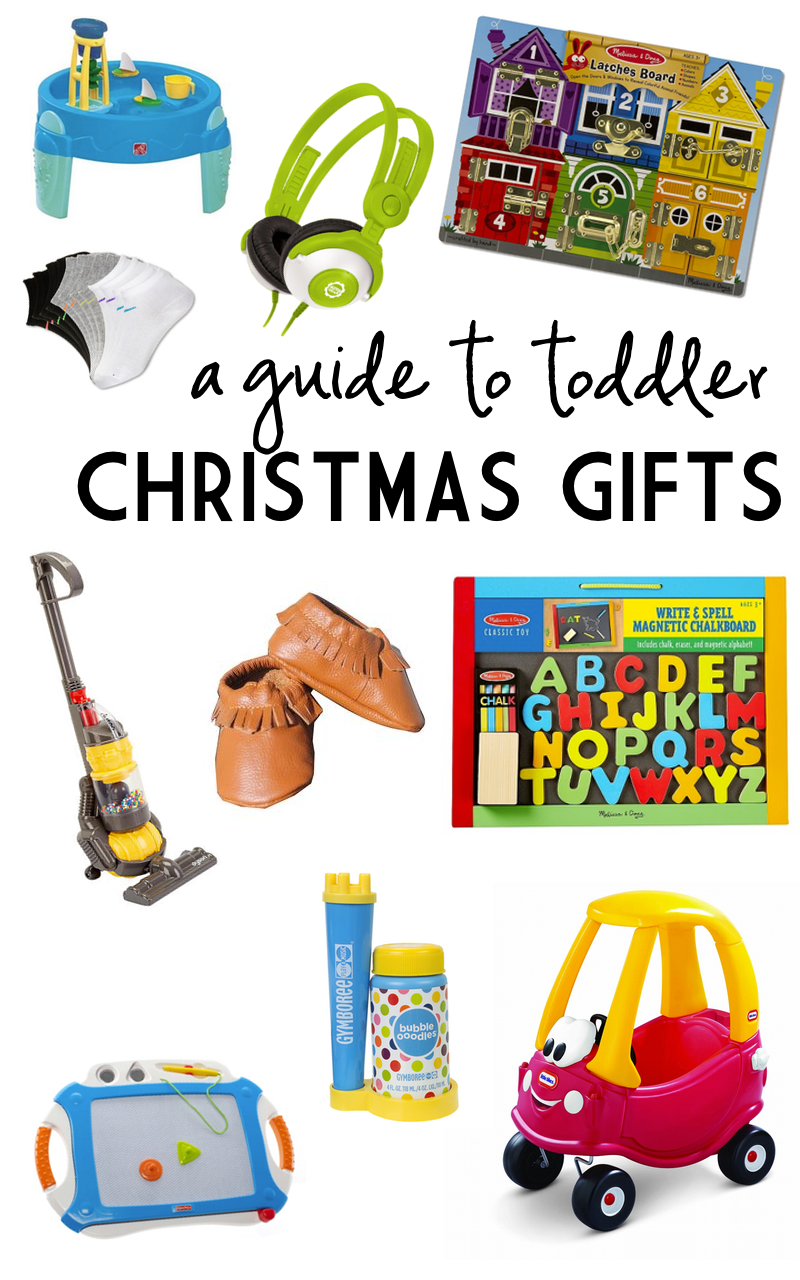 Christmas Gifts for Toddlers | The View From Up Here