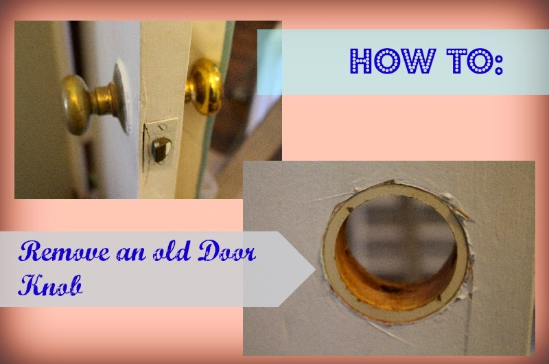 I Read Multiple Articles And Posts About Removing Old Door Knobs And The  Ideas Were Essentially The Same. Slowly Take Away The Parts That Cover The  Screws ...