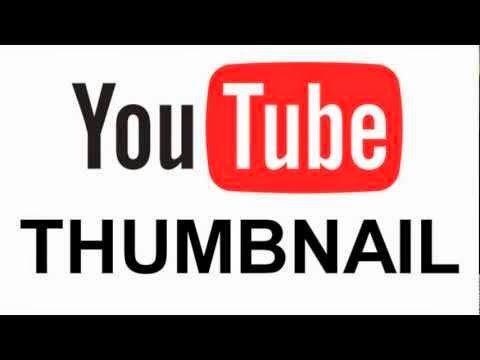 Cách lấy thumbnail từ video youtube