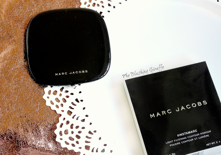 Marc Jacobs #instamarc light filtering contour powder in 40 mirage filter
