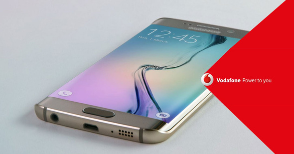 Vodafone announces anticipated sale of the Samsung Galaxy S6 plus edge
