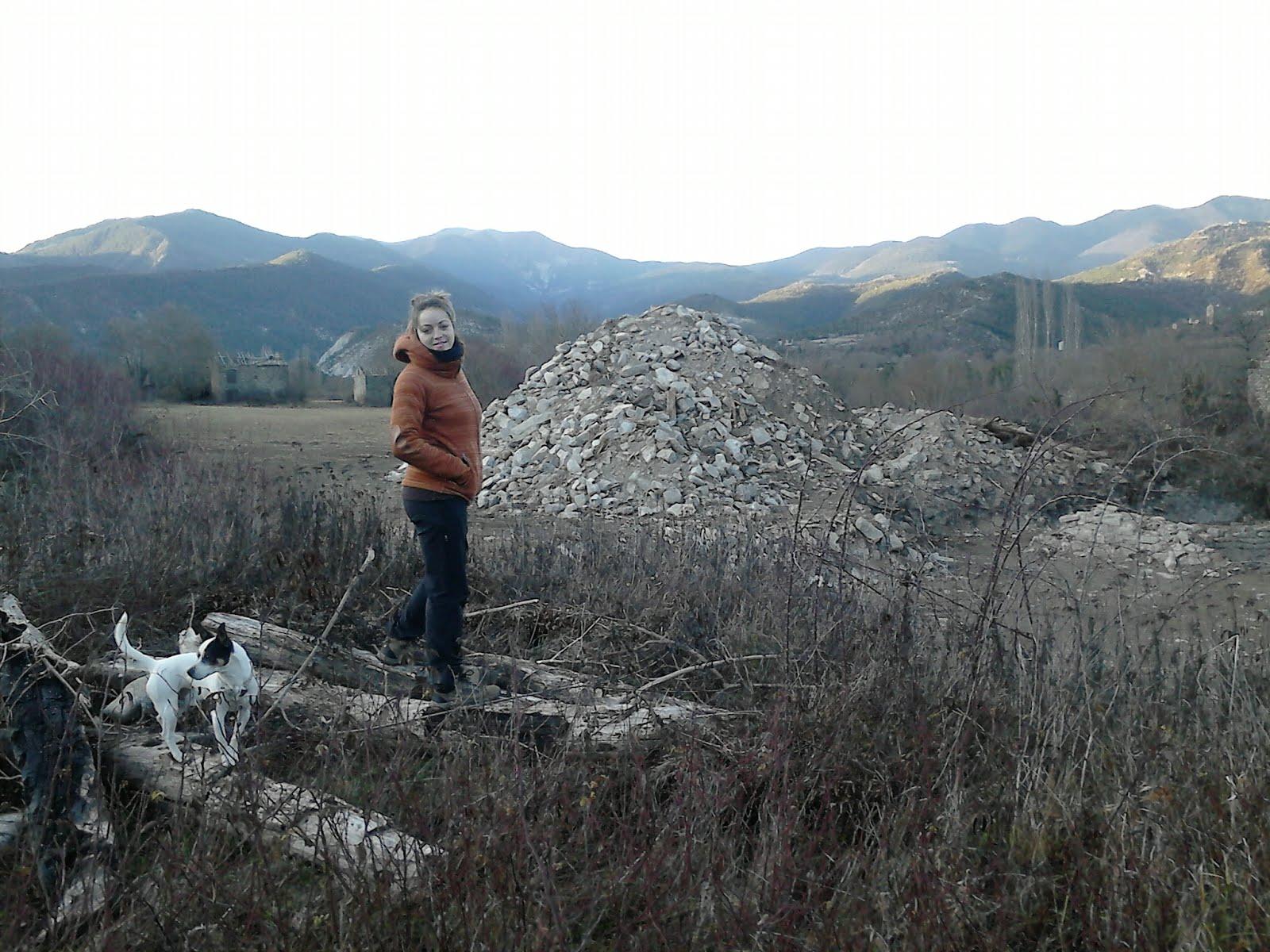 el vallle desde Jánovas