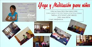 Yoga y Meditación para niños