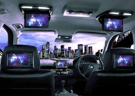 Car Accessories Multimedia