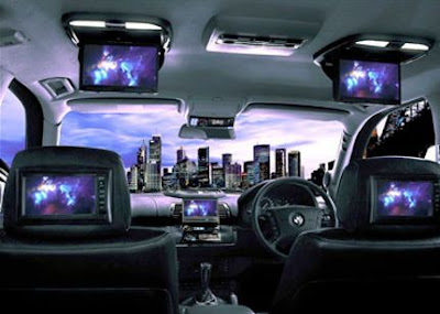 Car Accessories Multimedia