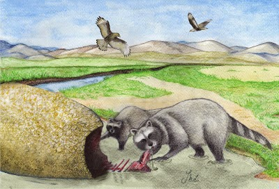 http://sciencythoughts.blogspot.co.uk/2013/07/signs-of-scavenging-on-pliocene.html