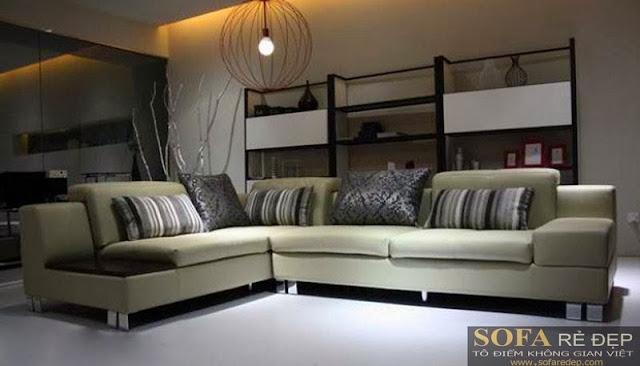 Sofa vải G090