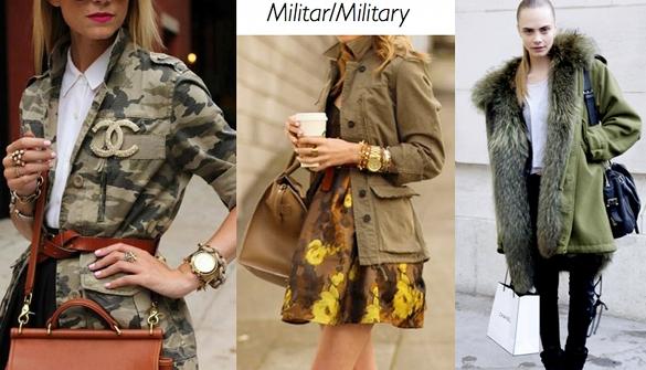 tendencia militar