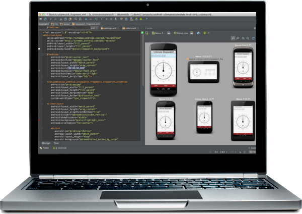 Android Studio Released : An IDE For Android