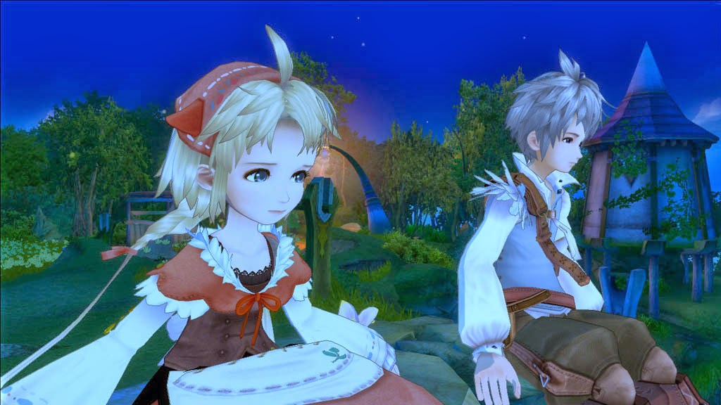 Eternal Sonata Game Review polka and allegretto talking