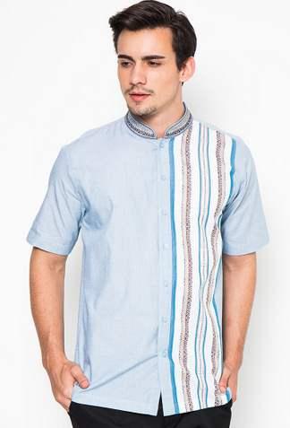 Model Baju Muslim Lebaran Terbaru Untuk Pria 2017