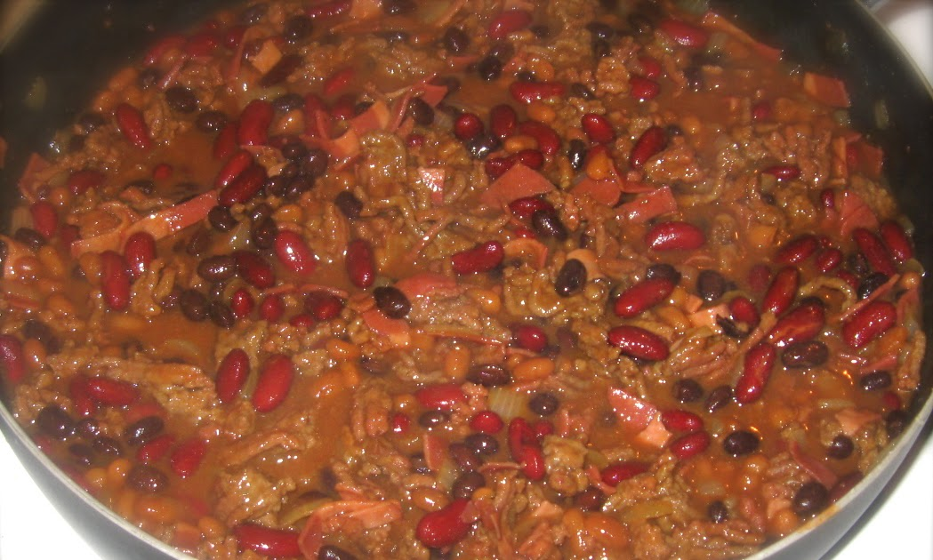 Tierney Tavern: Hearty Three or 4 Bean Casserole