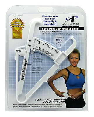 defender body fat caliper instructions