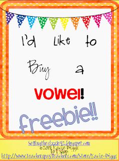 http://www.teacherspayteachers.com/Product/Id-Like-to-Buy-a-Vowel-FREEBIE-1043934