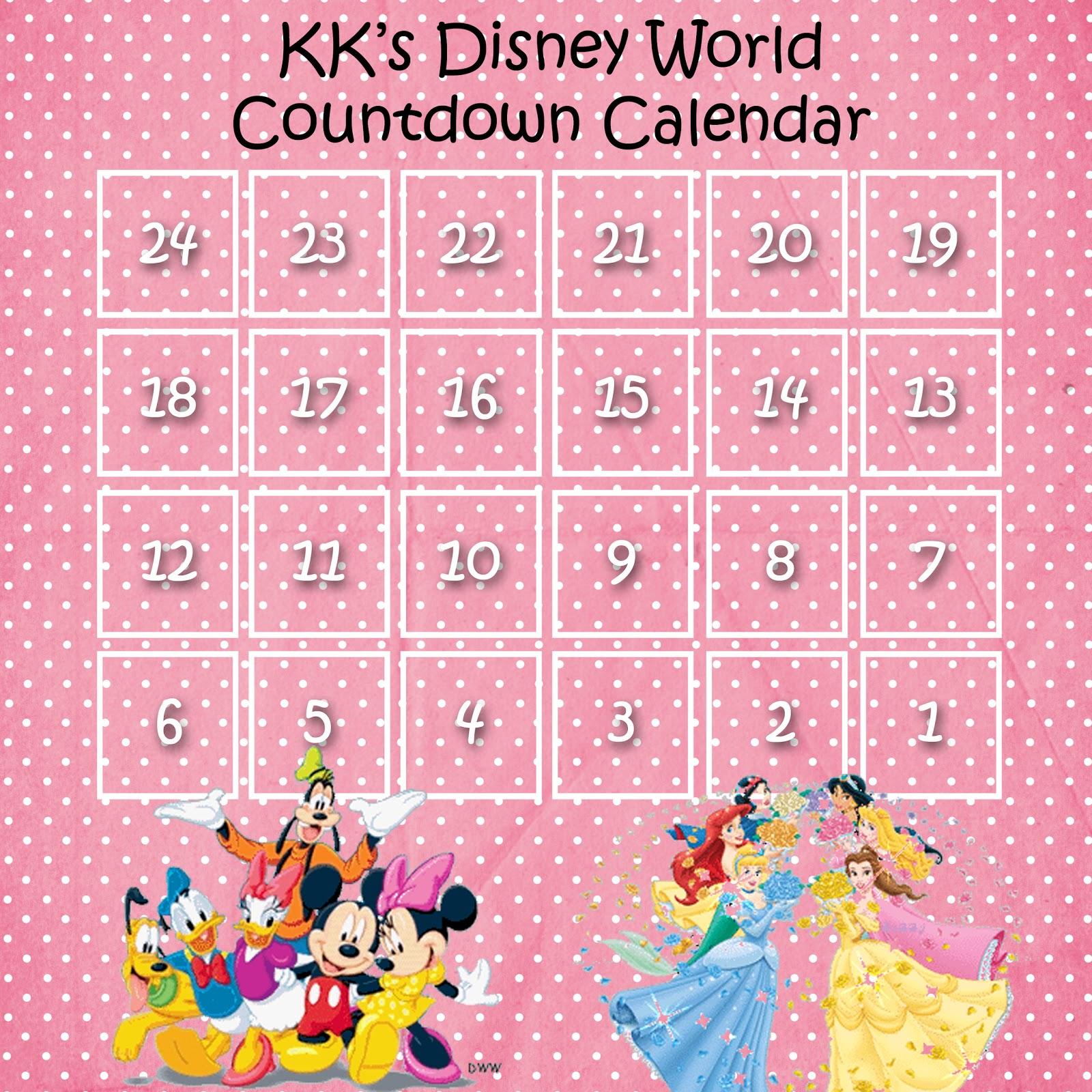 countdown calendar 2015