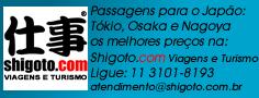 Passagem para o Japão tel.: 11 3101-8193