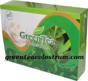 GREEN TEA COLOSTRUM(GTC)