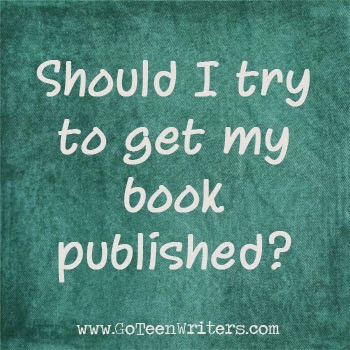 Help getting my book published?