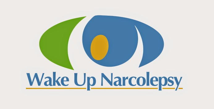 wake up narcolepsy logo