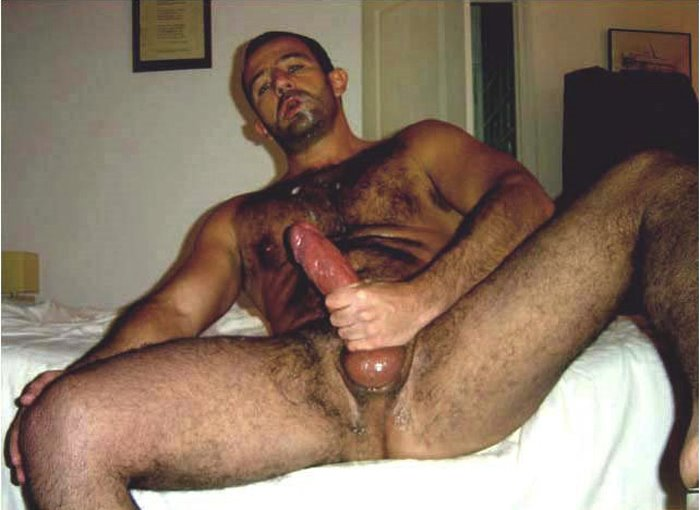 Naked hairy gay arab men