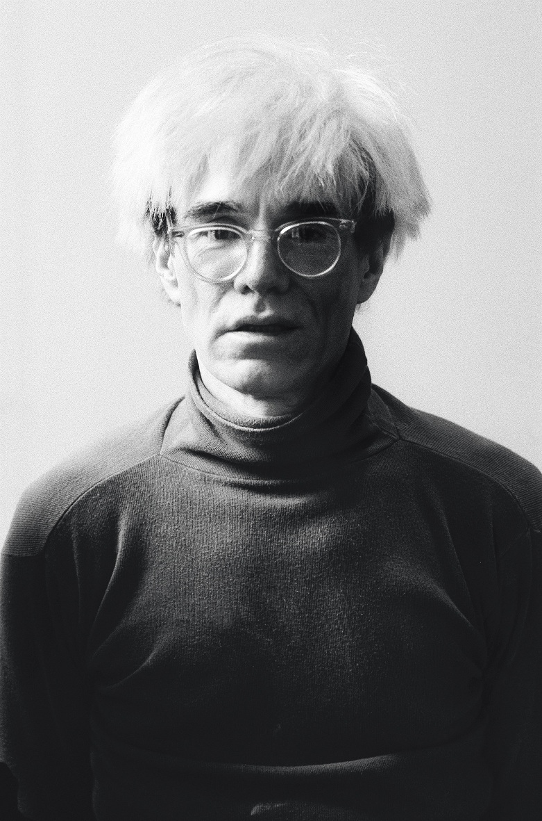 The Modern Man Blog Stylish Shot Andy Warhol
