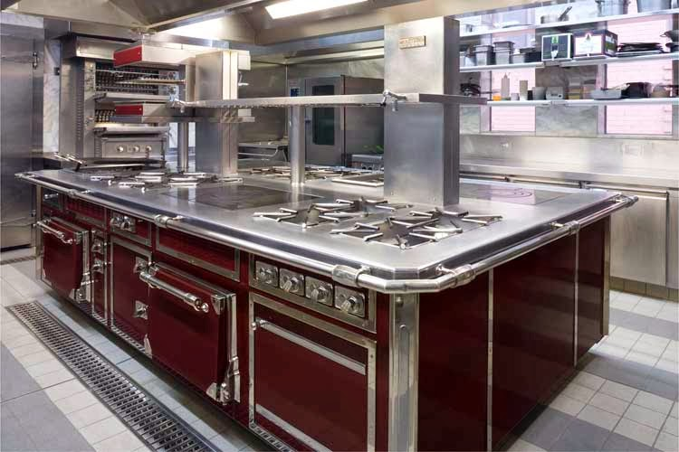 Kitchen consult kitchen consult y bonnet for Ilot cuisine professionnel
