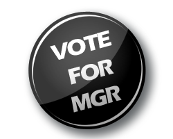 Vote for MGR