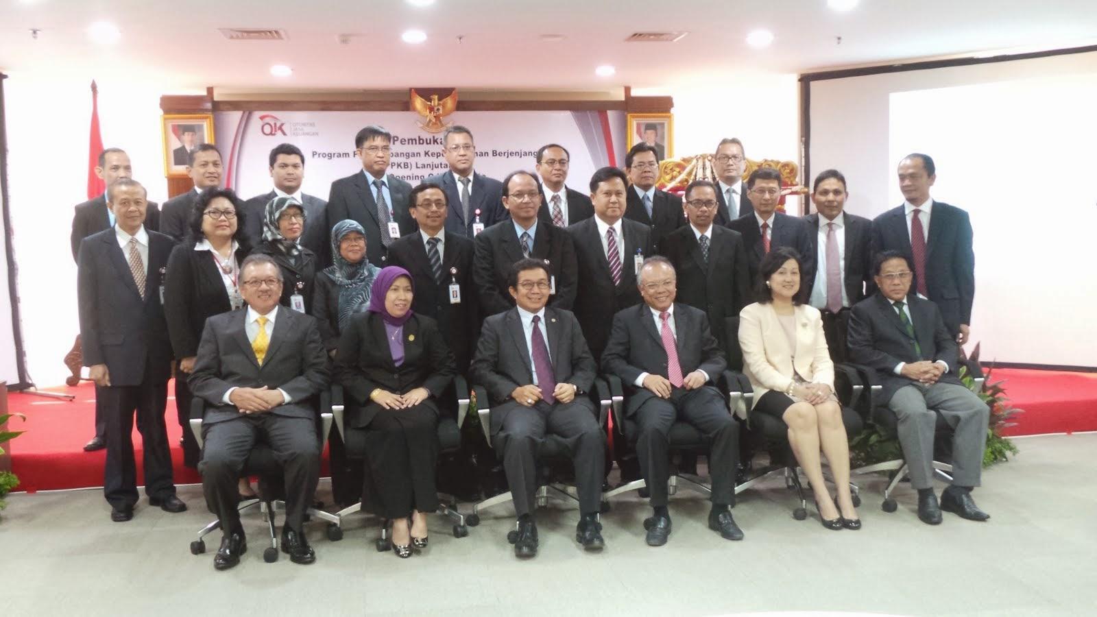 Program Pengembangan Kepemimpinan Berjenjang Level Lanjutan