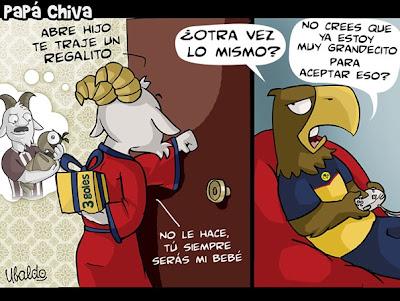 Papá Chiva