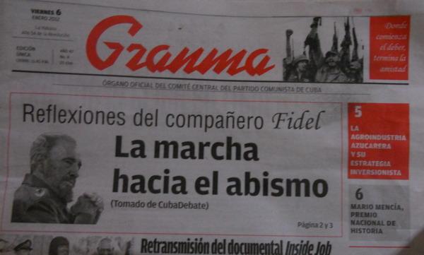Reflexiones del compañero Fidel - Granma - Órgano - HD Wallpapers