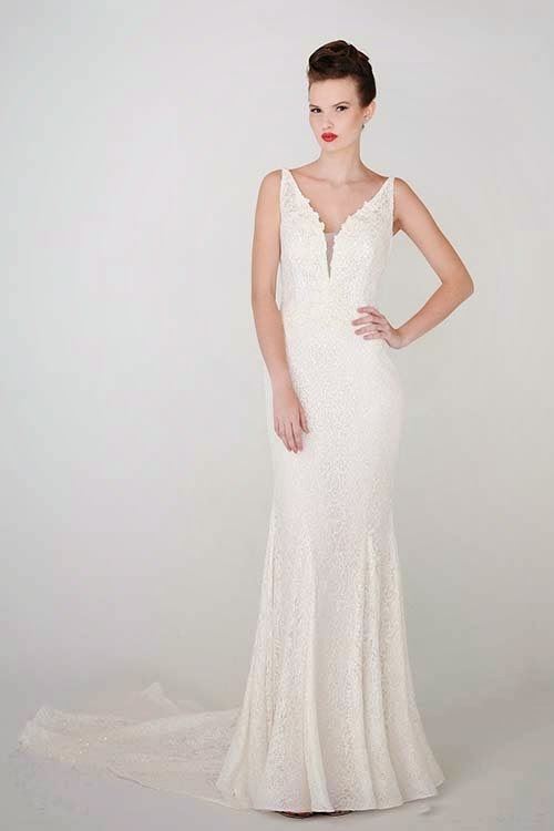 2015 Spring Wedding Dresses Ideas by Eugenia Couture