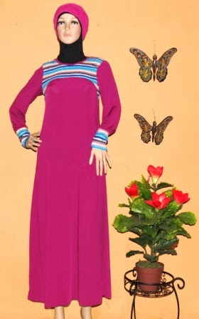 Gamis Hijabers GKM4605