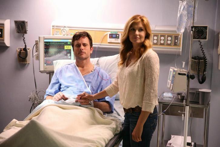Nashville - Episode 3.22 - Before You Go Make Sure You Know (Season Finale) - Promotional Photos