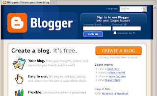 blogger-blogging