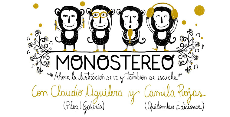 MONOstereo con Claudio Aguilera y Camila Rojas