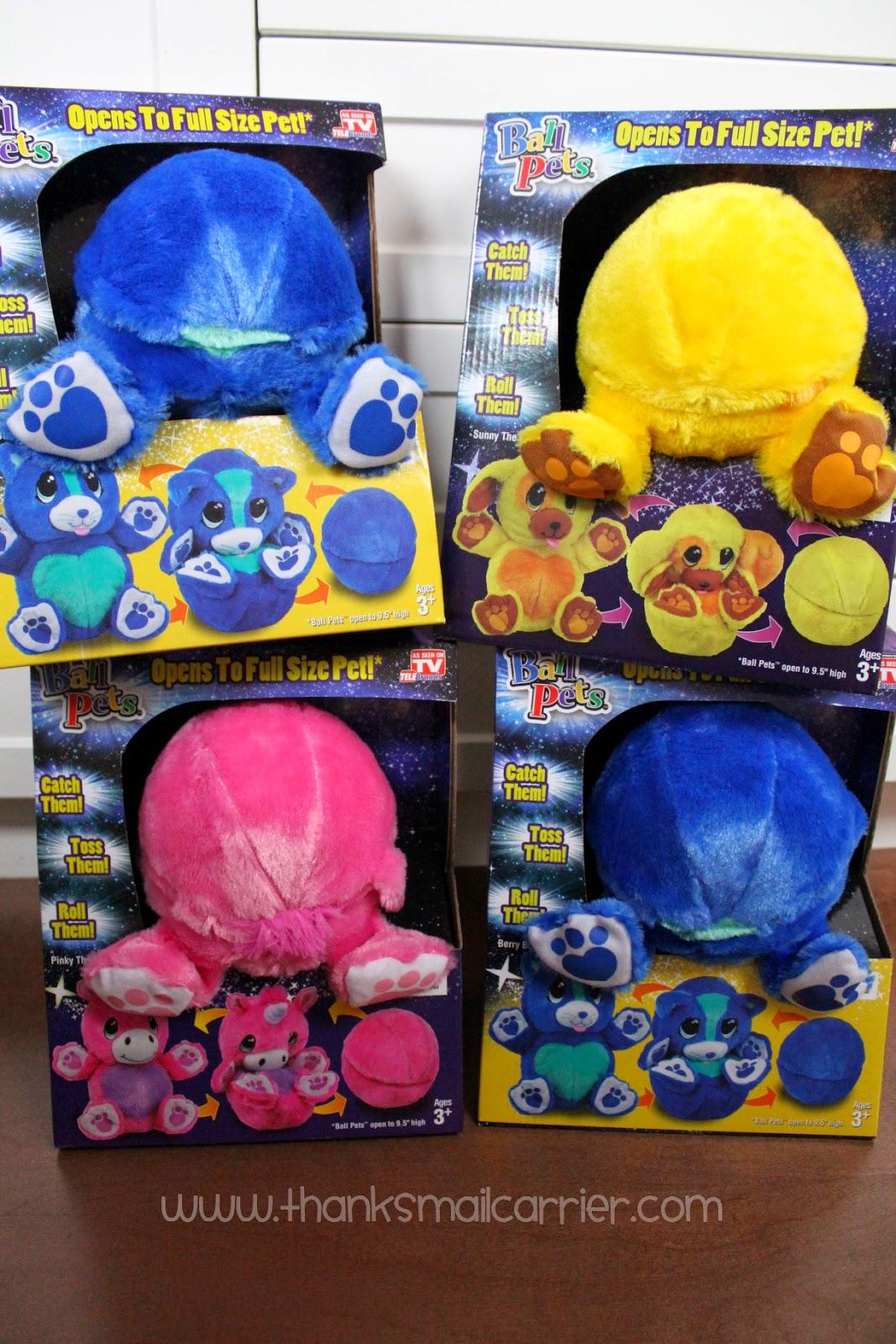 Ball Pets toys