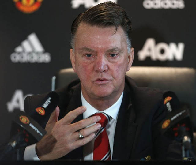 There are plenty of targets on LvG's radar (Picture: Getty Images)