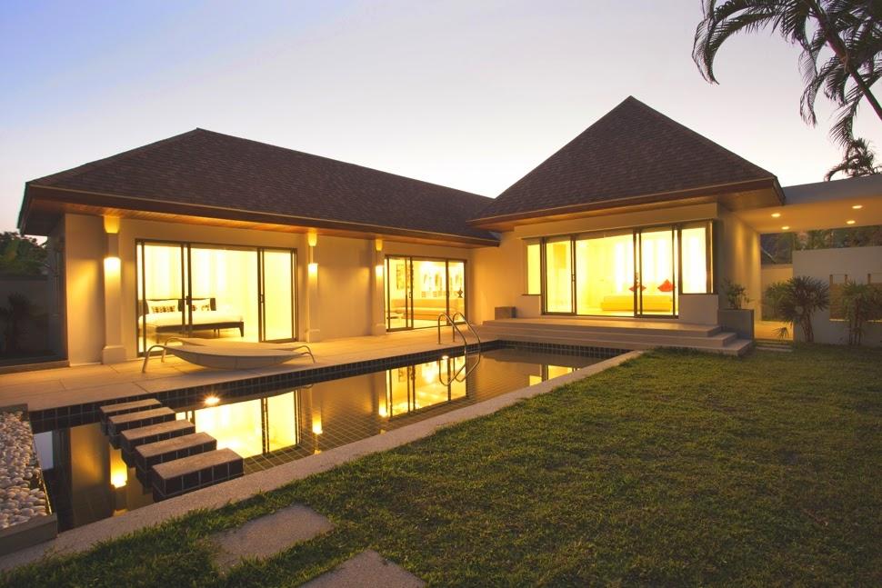Luxurious Pool Villas in Phuket