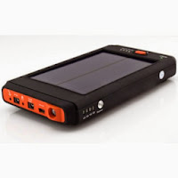 Solar Laptop Power Charger 11500mAh