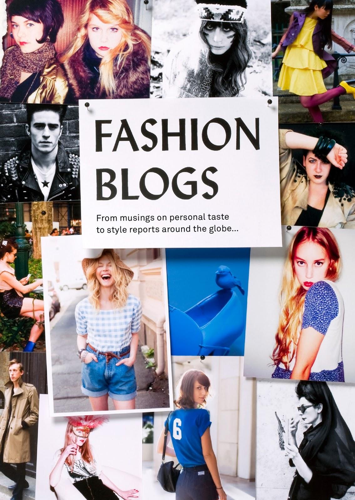 Fashion blogs consumer culture